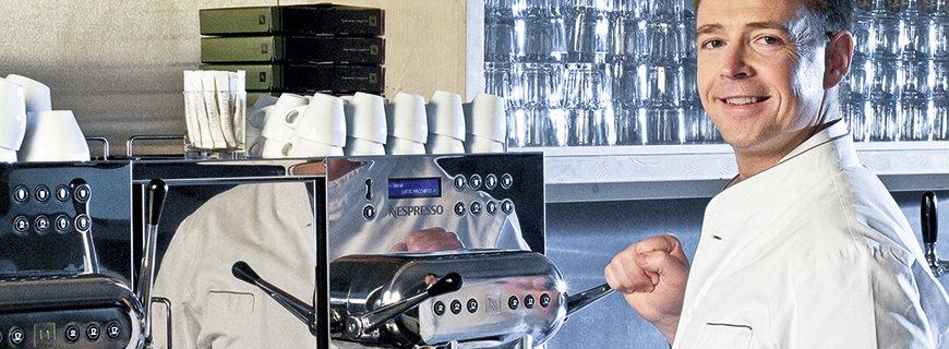 Die Aguila von Nespresso