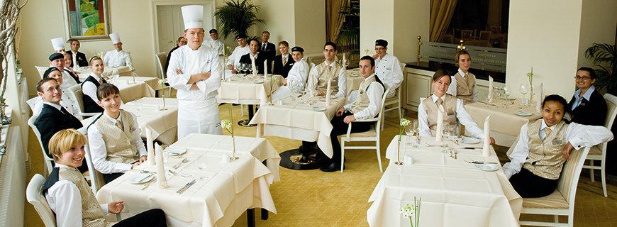 Mattias Roock im Kempinski Grand Hotel