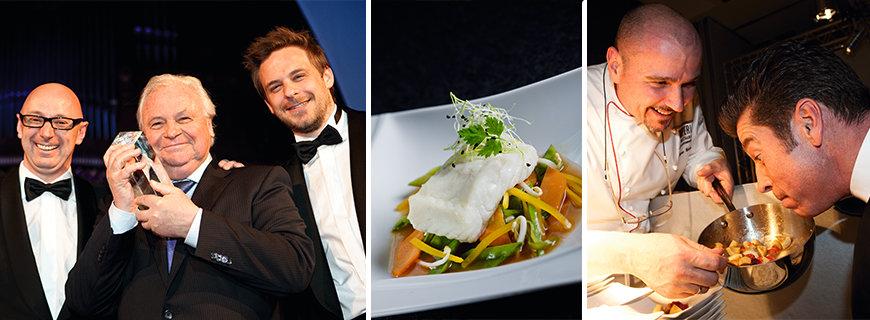 Eindrücke des 1. Balls der Österreichischen Gastronomie