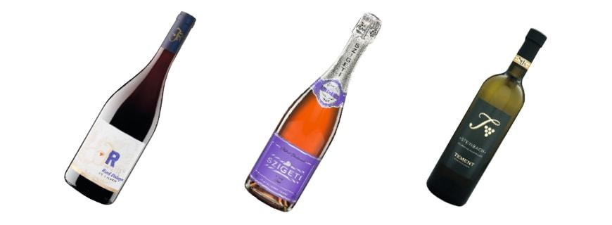 Flaschen, die überraschen