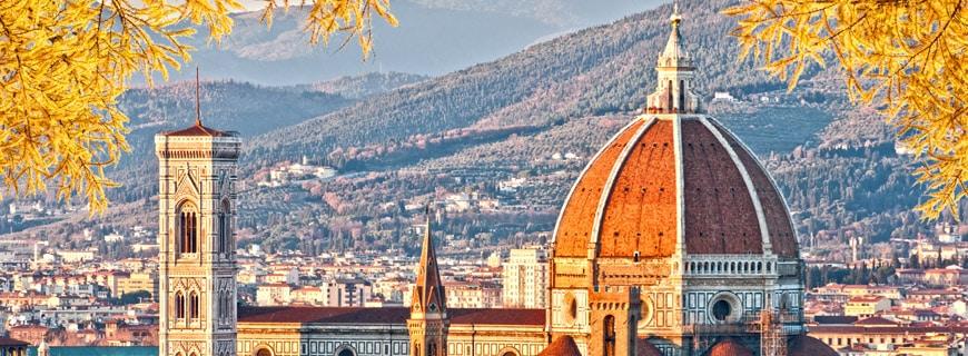 Piazza del Duomo, McDonald's, Florenz