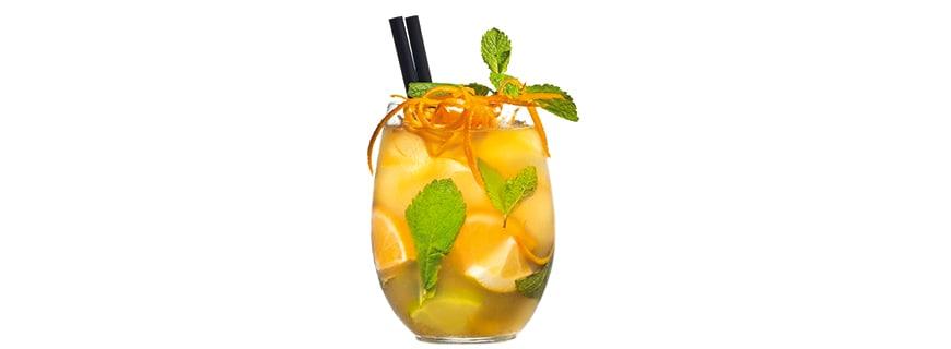 Cocktails-Flüssige Food-Begleiter
