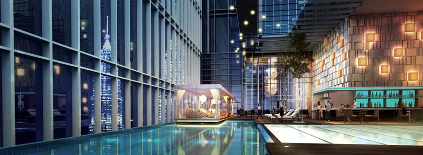 Luxuriöses Four Seasons in Kuala Lumpur