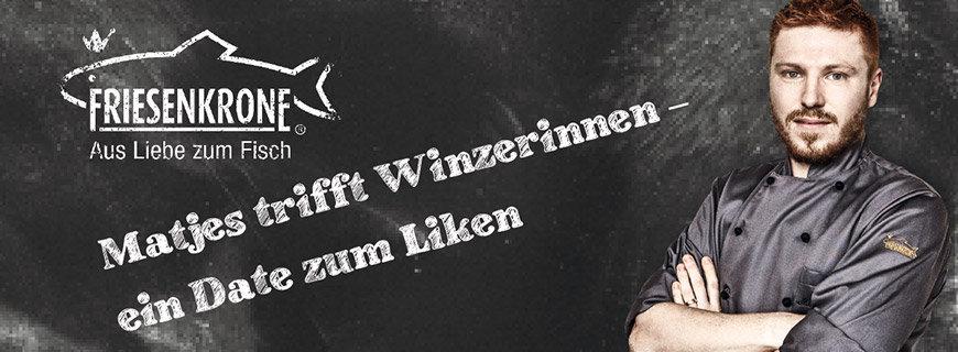 Friesenkrone-Vize-Matjesmeister 2016: Carsten Dirschauer und Paul Jahn