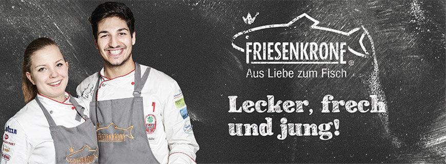 Die Bronze-Matjesmeister 2016 kommen aus Hessen.