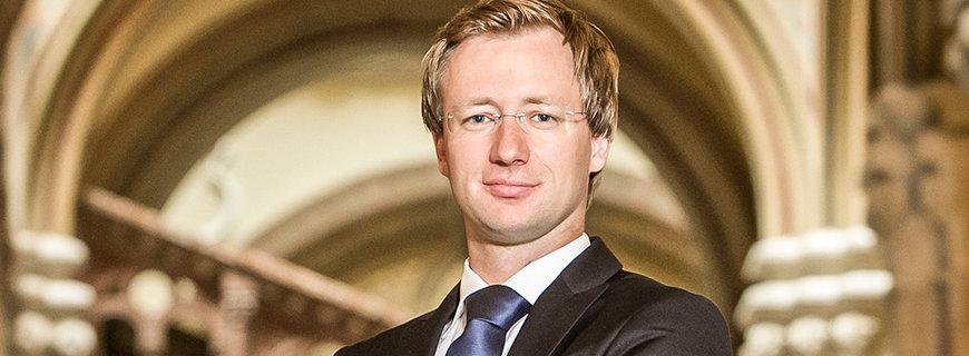 Kay Fröhlich, neuer Geschäftsführer von Palais Event der Verkehrsbüro Group
