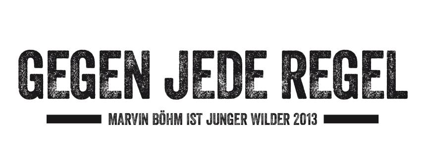 Marvin Böhm ist junger Wilder 2013