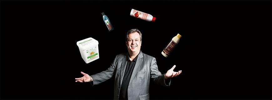 Produktpalette von Nannerl