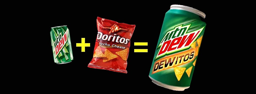 Doritos Mountain Dew