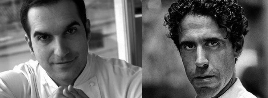 links: Mario Sandoval, rechts: Fernando Perez Arellano