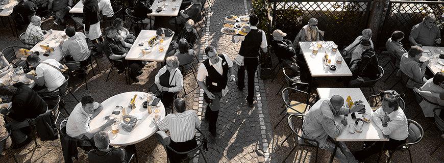 Bieroase der Superlative- Schweizerhaus