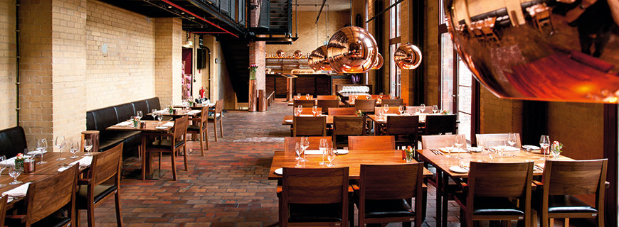 Berliner Restaurant VOLT