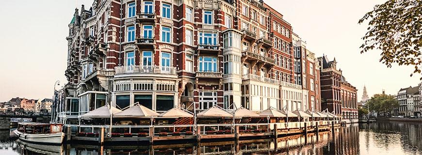 Das 5-Sterne-Luxus-Hotel im Herzen Amsterdams