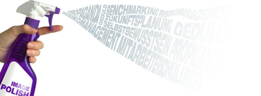 Imagepolitur - Vorteile aus Fehlern