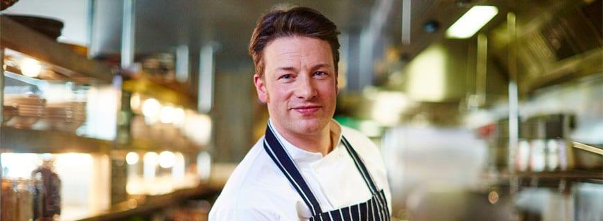Jamie Oliver eröffnet drei Lokale am Flughafen Wien