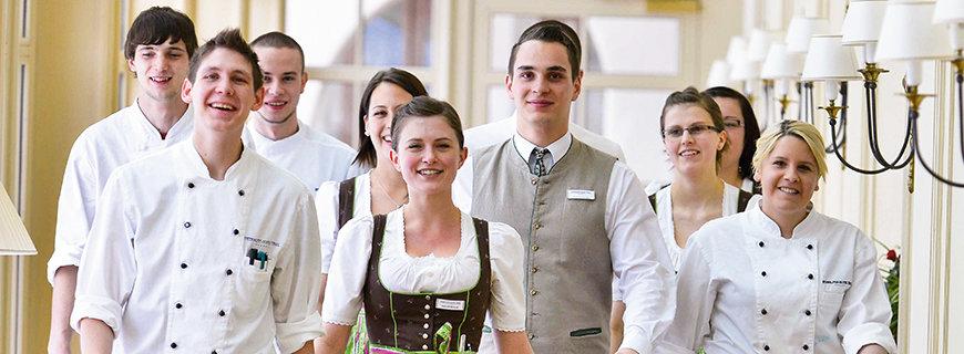 Interalpen-Hotel-Tyrol-Team