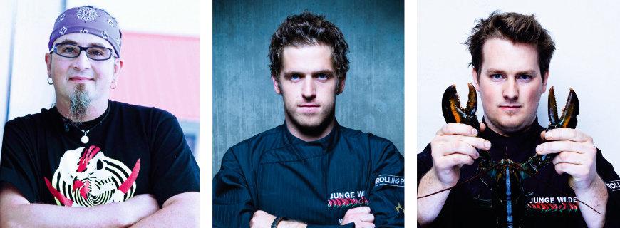 Junge Wilde 2011 - Der coolste Kochwettbewerb