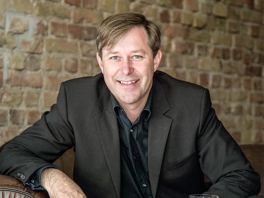 Gründer und CEO der Hotelmarke H12, Walter Junge