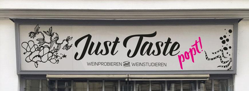 Weinhandels-Start-up eröffnet ersten Pop-up-Store