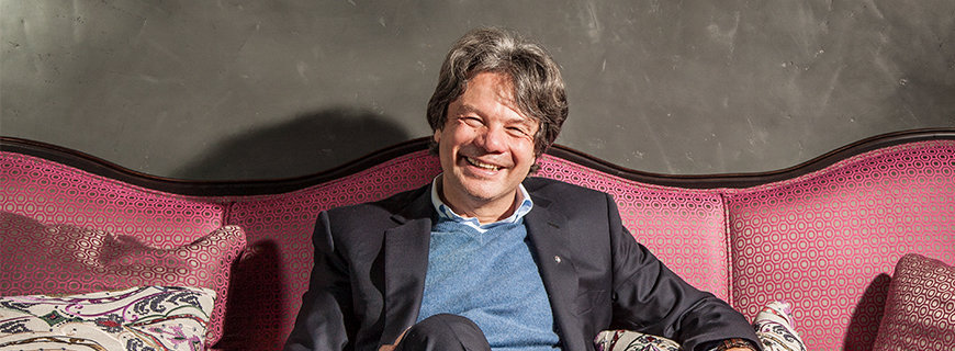 Feinkost-Guru Michael Käfer