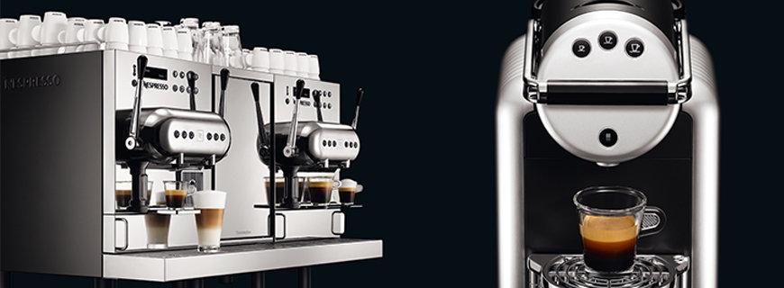 Kaffeeautomat Nespresso