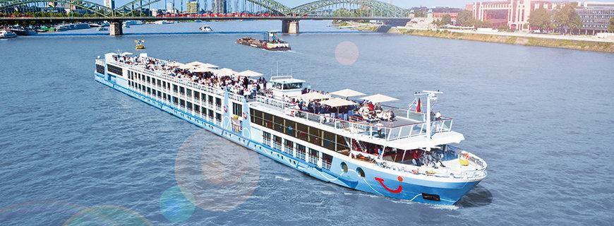 TUI-Flusskreuzfahrtschiffe