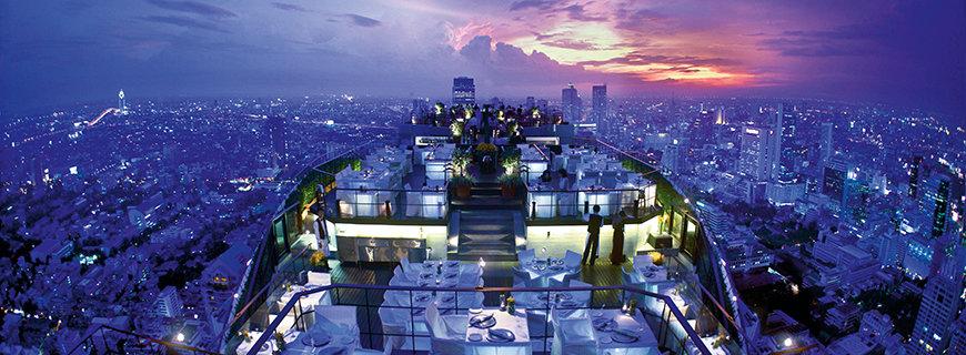 thailändischen Melting-Spot