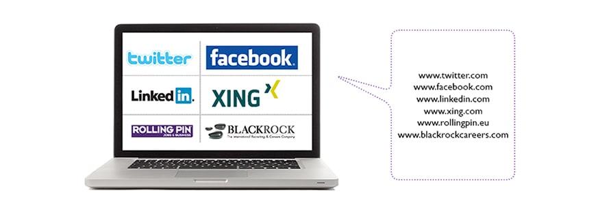 XING, Facebook und Co: Netzwerke und Plattformen