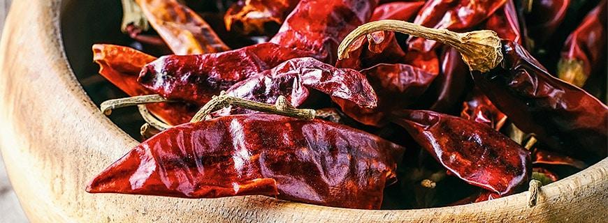 Kotányi nutzt besten Paprika aus Ungarn