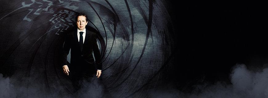 Heinz Reitbauer als 007