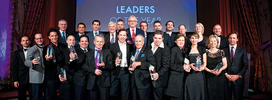 LEADERS OF THE YEAR 2011