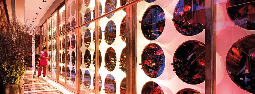 Shanghai ist ein Senkrechtstarter im Hotelbusiness