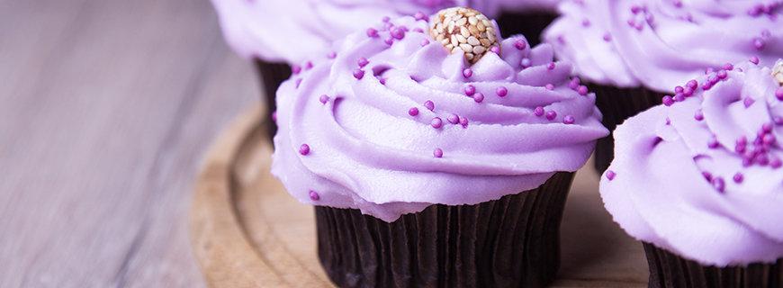 violetter Dessert-Trend mit der Zutat Ube