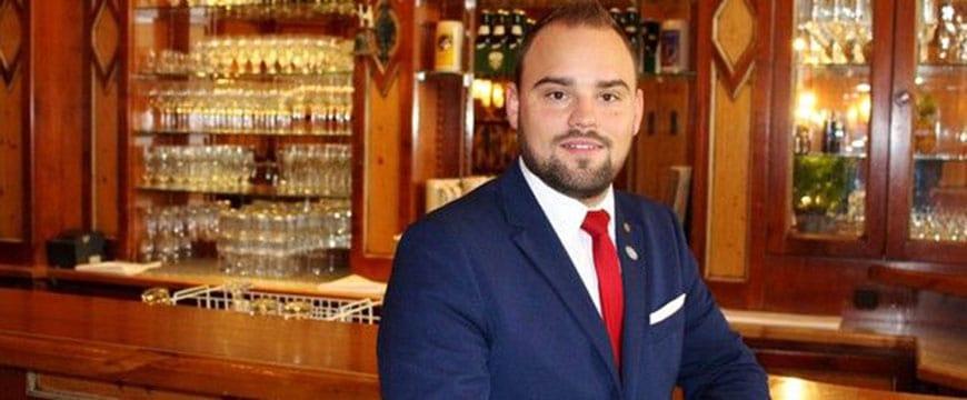 Lukas Loos ist neuer Restaurantleiter