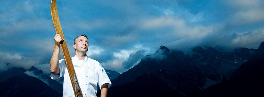 Martin Göschel - Flucht in die Berge