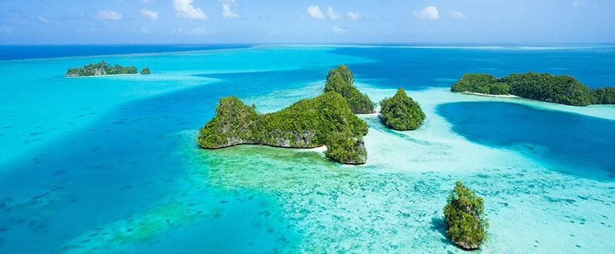 Hotel in Mikronesien wurde verlost