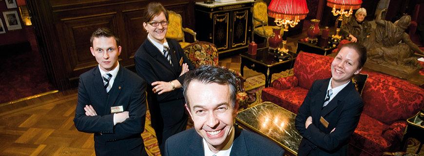 Spitzengastronomen und Hoteliers revolutionieren das Service