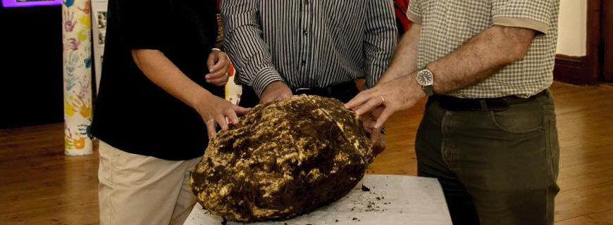 Sensationeller Fund im Torf: 2000 Jahre alte Butter