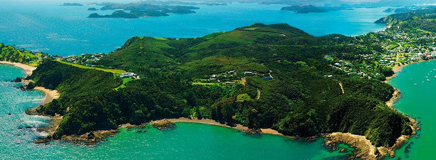 Neuseeland: Arbeiten im Paradies