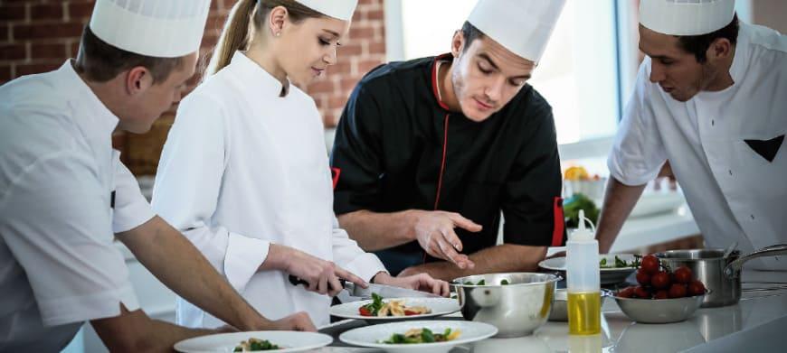 Kochwettbewerb Next Chef