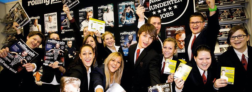 Jobmesse für Gastronomie und Hotellerie