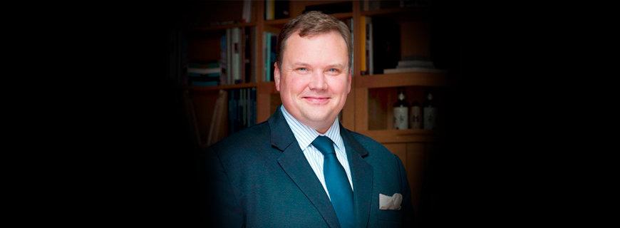 neuer Hoteldirektor im im Carlton Hotel St. Moritz, Philippe D. Clarinval