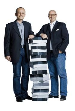 Jürgen Pichler und Harald J. Koch