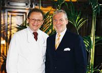 Helmut Österreicher und Wolfgang M. Rosam