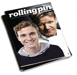 Rolling Pin Magazin Cover