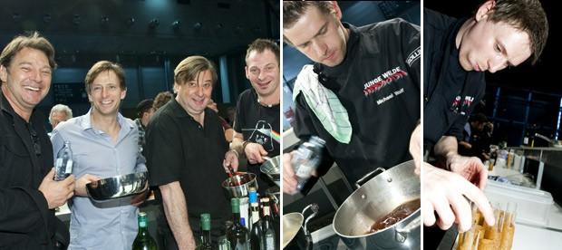 Bilder vom coolsten Kochwettbewerb Europas 2