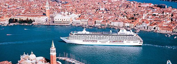 Crystal Serenity in Venedig