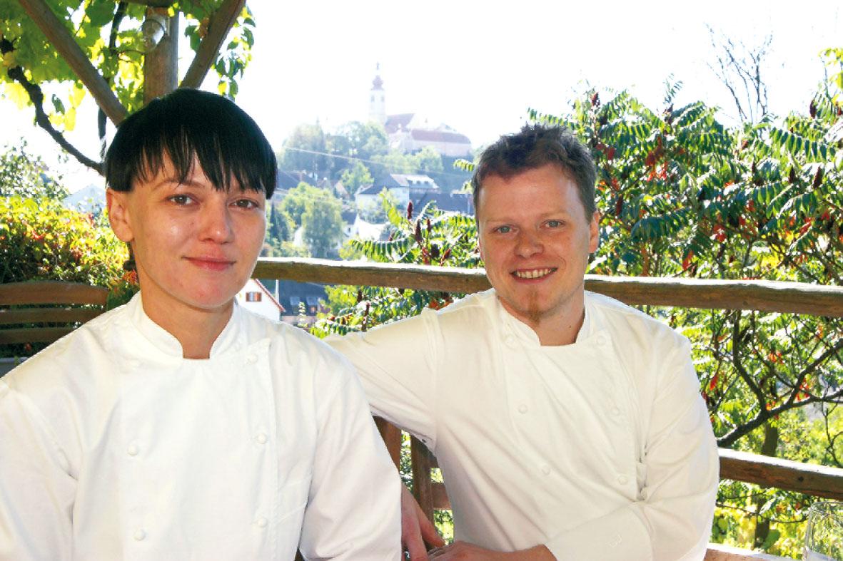 team Gastronomie Restaurant Neumeister saziani stubn