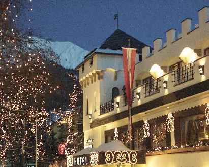 Hotel Klosterbräu Seyrling