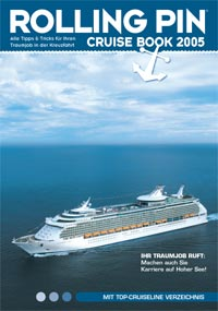 Rolling Pin Cruise Book Buchtipp